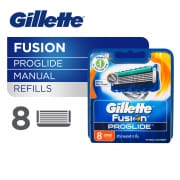Fusion ProGlide  Razor Cartridges Manual Refill 8s