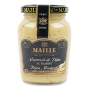 MAILLE Dijon Mustard with Horseradish 200ml