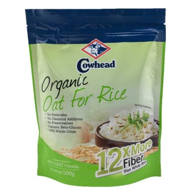 Organic Oat For Rice 500g