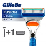 Fusion Manual Razor & 1 Cartridge Refill