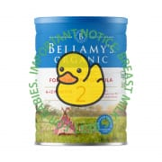 BELLAMY'S Organic Step 2 Follow On Milk Formula 900g