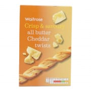 Cheese Twist - All Butter 125g