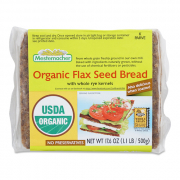 Organic Flaxseed Bread 500g
