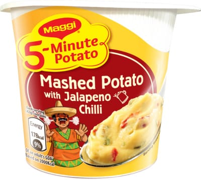 5-Min Mashed Potato With Jalapeno 43g
