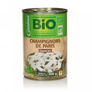 Organic Sliced Mushrooms 400g