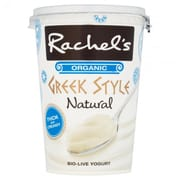 Organic Greek Style Yoghurt Natural
