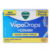 VICKS VAPODROP H/LEMON