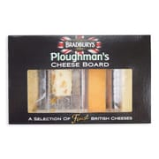 Ploughman's Cheese Board Selection