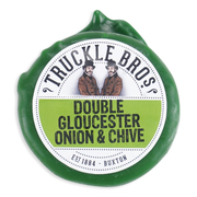 Double Gloucester Onion & Chive Truckle 200g