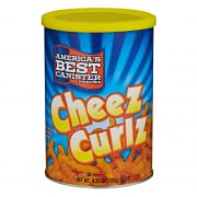 AMERICA'S BEST CAN Cheez Curlz Cheese Balls