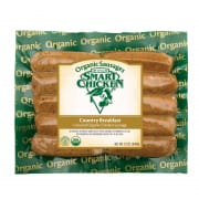 Organic Country Breakfast Chicken Sausage Gluten Free
