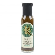 Citrus & Lemongrass Sauce 250g