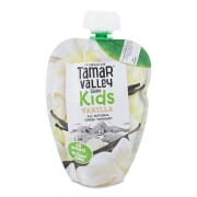 Kids Natural Greek Yoghurt Pouch Vanilla 110g