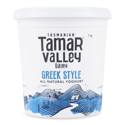 Greek Yoghurt All Natural 1kg