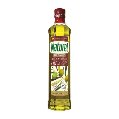 NATUREL Organic Olive Oil - Extra Virgin 500ml
