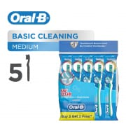 Complete Easy Clean (Medium) Toothbrush 5s