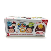 Tsum Tsum Surprise Chocolate Egg 3 x 20g