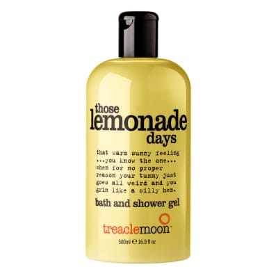 TREACLEMOON Those Lemonade Days Shower Gel 500ml