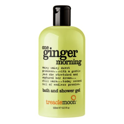 One Ginger Morning Bath And Shower Gel 500ml