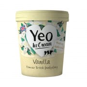Organic Vanilla Ice Cream