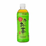 Oi Ocha Green Tea Unsweetened 500ml
