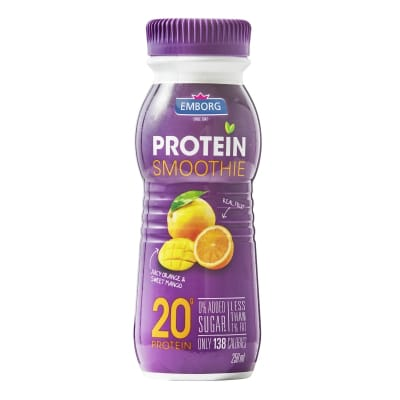 Protein Smoothie Orange & Mango 250ml