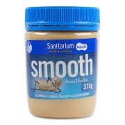 Smooth Peanut Butter 375g