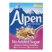 ALPHEN MUESLI NAS STRAWBERRY, C, RASP