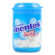 Mentos Candy Mint Bottle