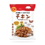 Frozen Pepper Kicks Chicken Leg Meat 280g
