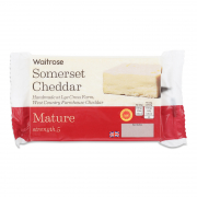 SOMERSET CHEDDAR MATURE S5
