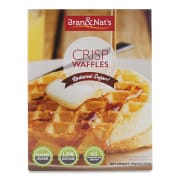 Crisp Waffles Reduced Sugar Original 323g