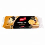 Rice Crackers - Honey & Soy 100g