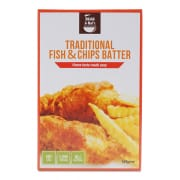 BRAN & NAT'S FISH&CHIP BATTER