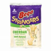 Stringers Cheddar Cheese Flavour 8sX20g