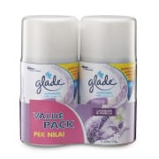 Auto Spray Air Freshener Refill Twin Pack Lavender
