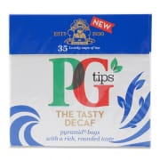 DECAF TEABAGS 35S