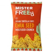 Tortilla Chips with Chia