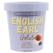 Ice Cream Pint - English Earl Grey Tea 473ml