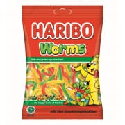 Worms Gummy 160g