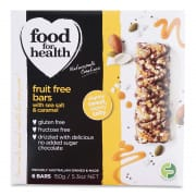 Sea Salt & Caramel Cereal Bar 150g