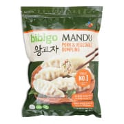 MANDU PORK & VEGETABLE DUMPLING
