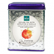 Tea Bags - Ceylon Tea With Apple Pie & Vanilla 20sX2g