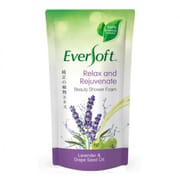 Shower Foam Lavender Refill 600ml