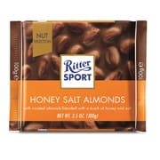 Honey Salt Almonds Chocolate