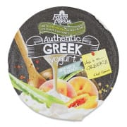 Greek Yoghurt Aloe Vera & Peach 120g