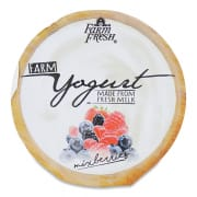 Farm Yogurt Mix Berries 120g