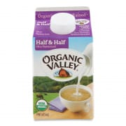 Half & Half Ultra Pasteurized Pint 473ml