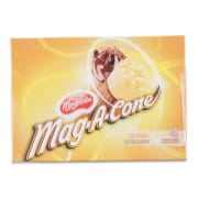 Mag-A-Cone Mango & Chocolate Ice Cream 4sX115ml