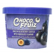 Choco Fruiz Frozen Blueberry Coated With Chocolate Flavour 60g